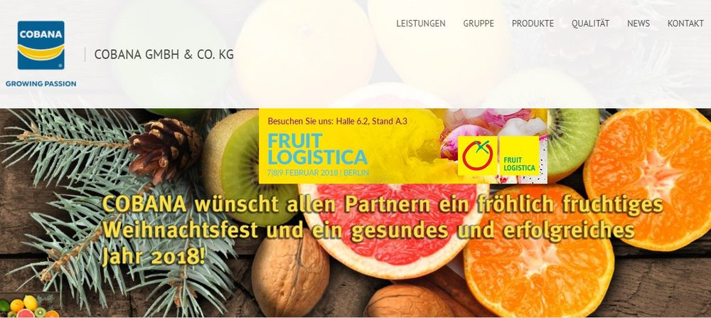 Cobana Fruchtring GmbH & Co. KG