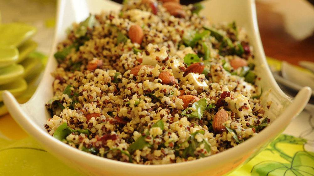 bolivian quinoa