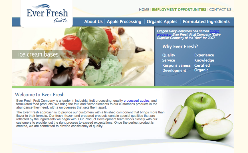 Everfresh Fruit