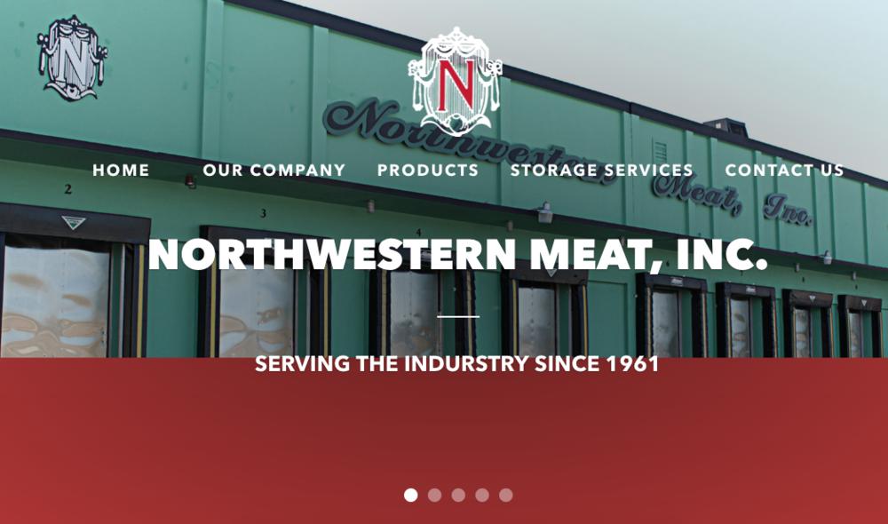 Northwestern meat