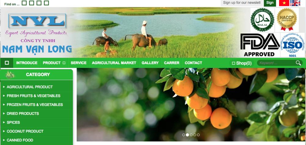 Nam Van Long Company Limited