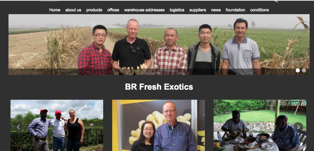BR Fresh Exotics BV