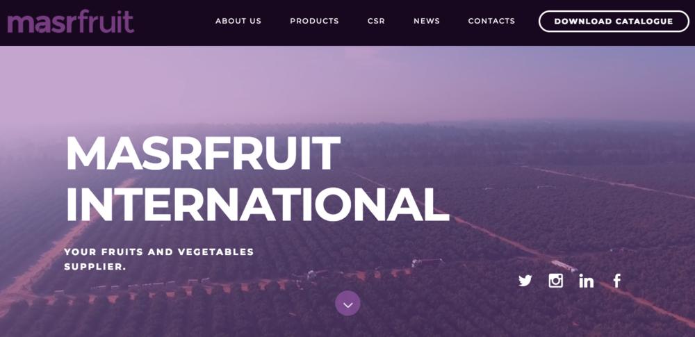 Masr Fruit International