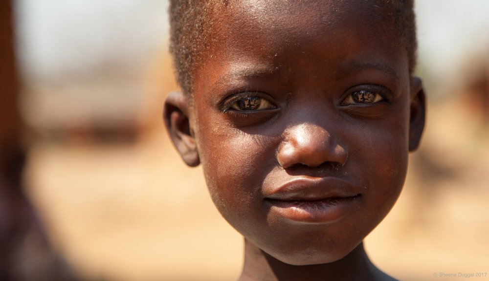Young Girl. Malawi 2012