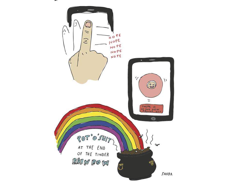 Tinder Rainbow