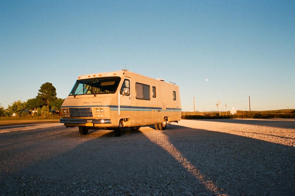 Tasha's RV, Marfa, Texas