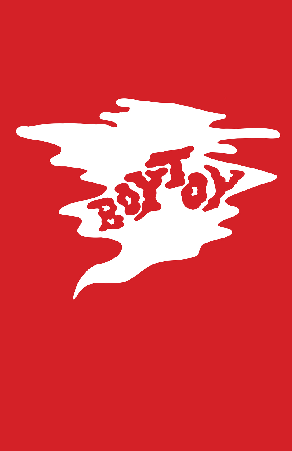 BOYTOY logo and koozie design
