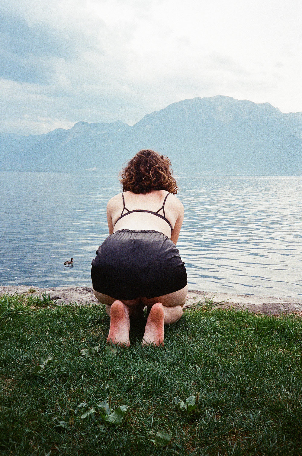 Noelle, Lake Geneva, Switzerland