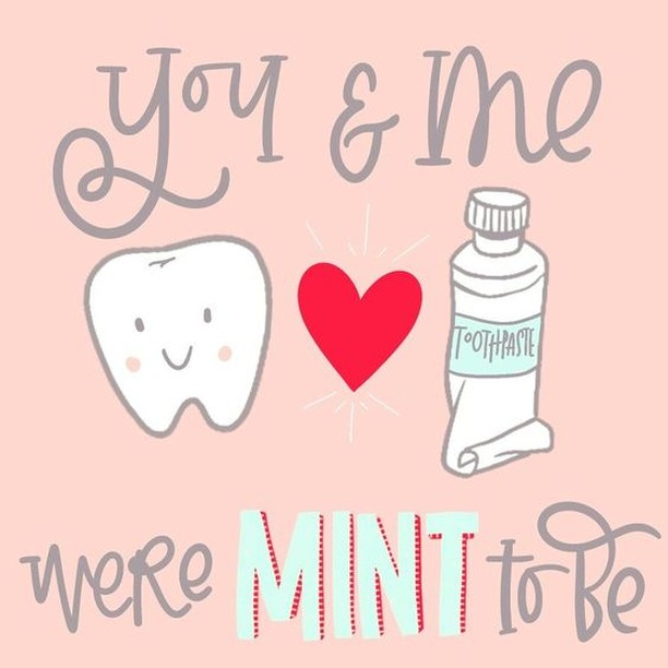 What's your favorite flavor of toothpaste? #mondayfunday #dentalhumor