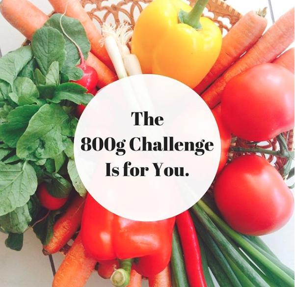 800g Challenge