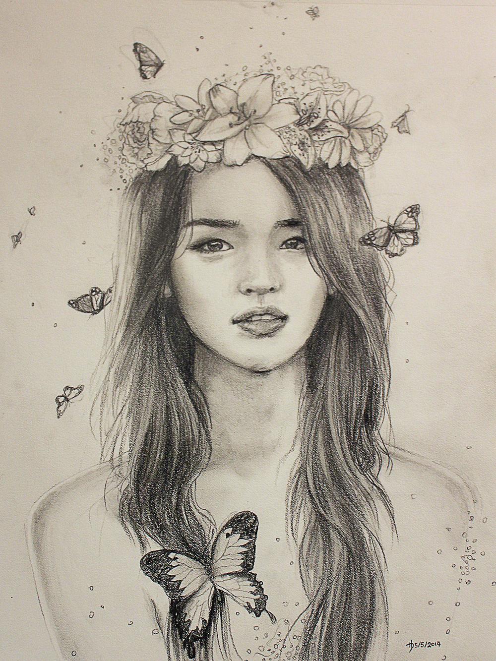 Drawings Happy D Artist