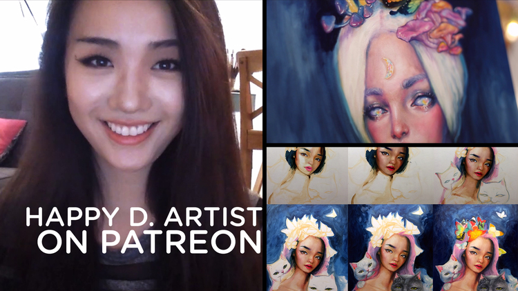 Cliquez ici pour accéder à plus exclusifs quotidiens art, des vidéos et des tutoriels de moi! :)