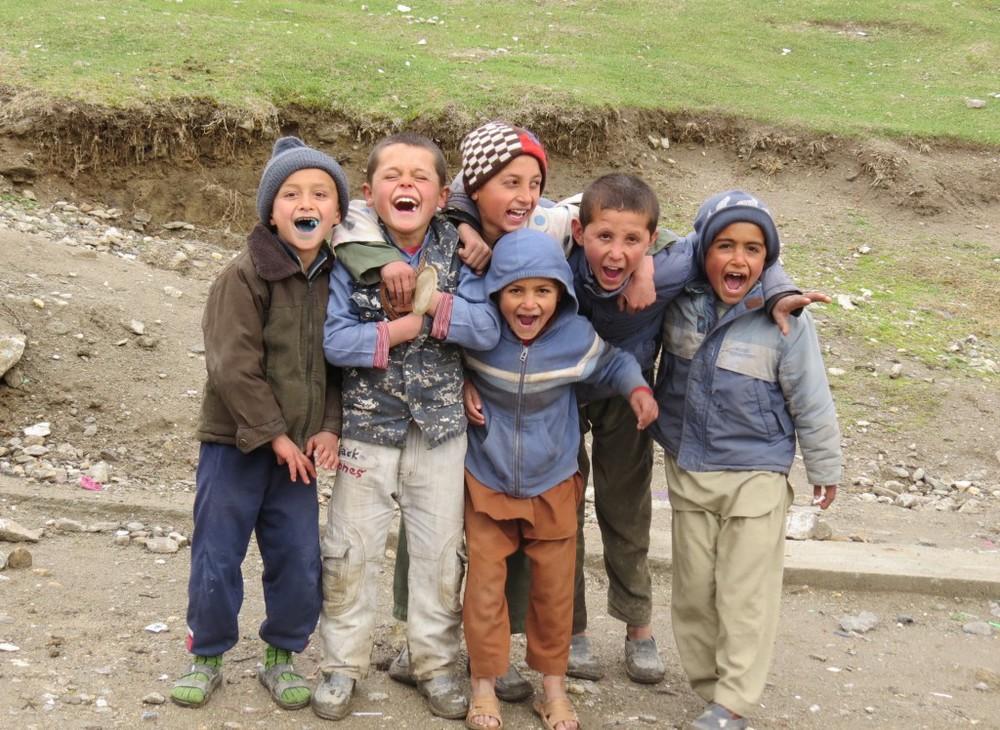 Children of Badakhshan National Orphanage