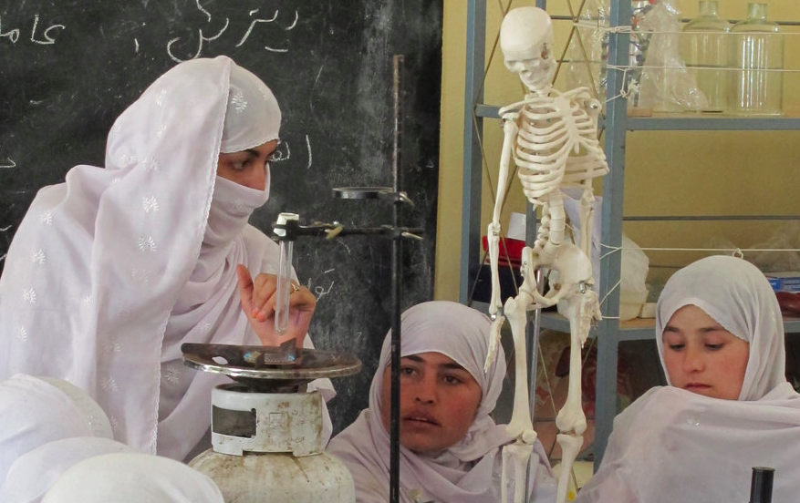 Photo source: http://www.afghanconnection.org/education/introduction