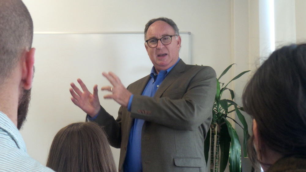 Bill Abrams, President