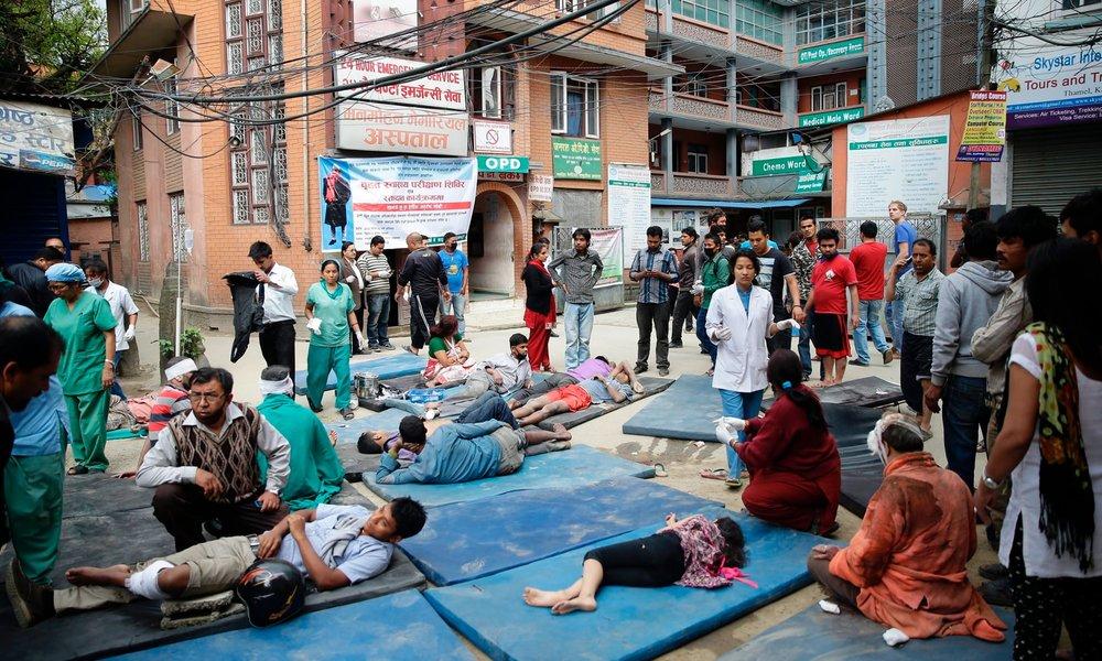 Source: Narendra Shrestha / EPA