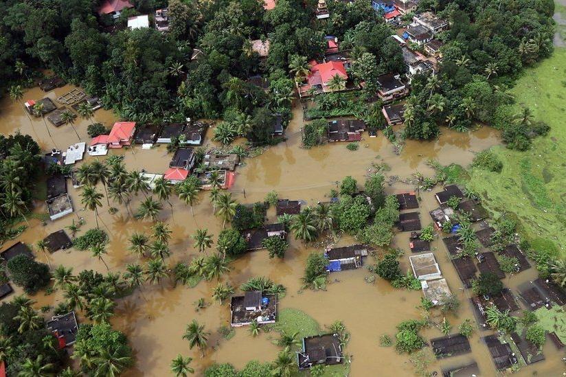 Kerala Floods - August 2018