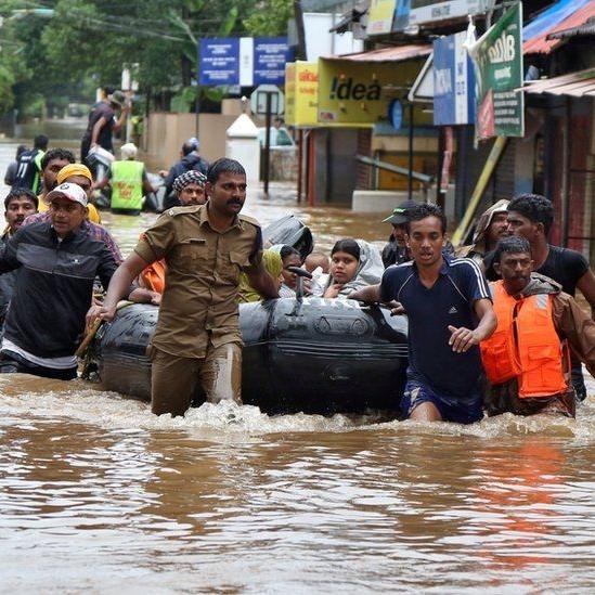 Kerala Flooding Response -