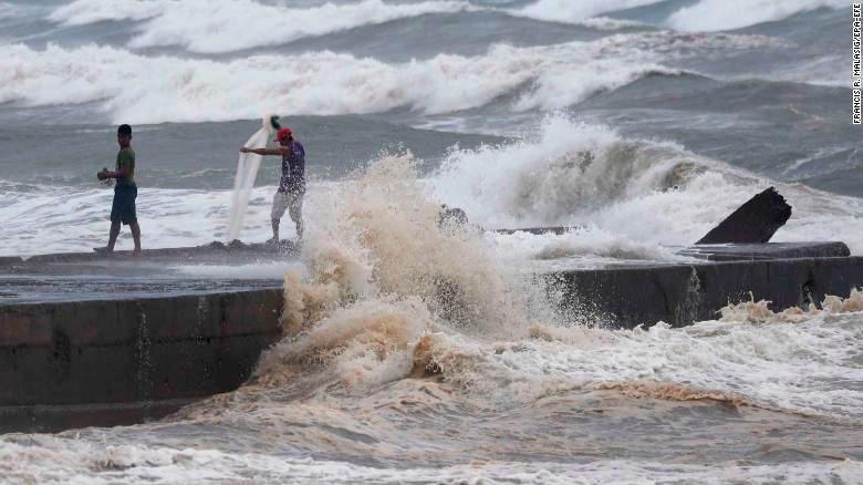 Typhoon Mangkhut - September 2018