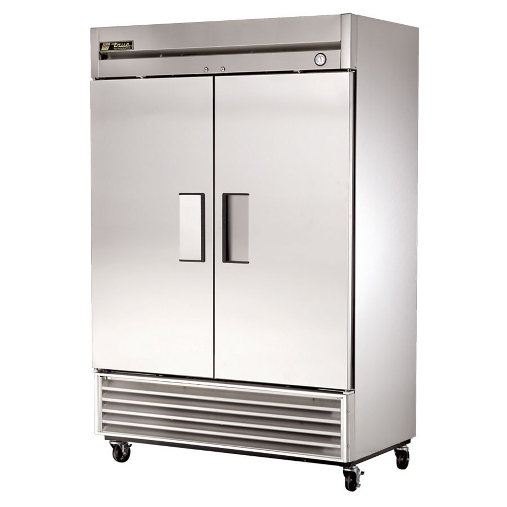 t 49?format=1000w true two door reach in refrigerator 54\