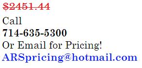 ARSPRICING@HOTMAIL.COM