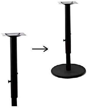 Table Bases Anaheim Restaurant Supplies - Restaurant supply table bases