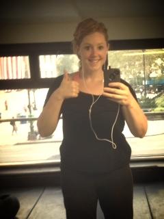Shamelessly silly Friday Date Night selfie!