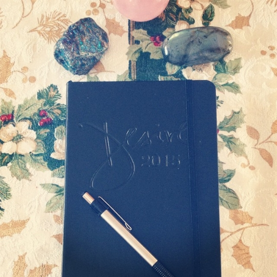 Desire 2015 Planner by my favorite High-Priestess of Practicality, Danielle LaPorte… get it  here!