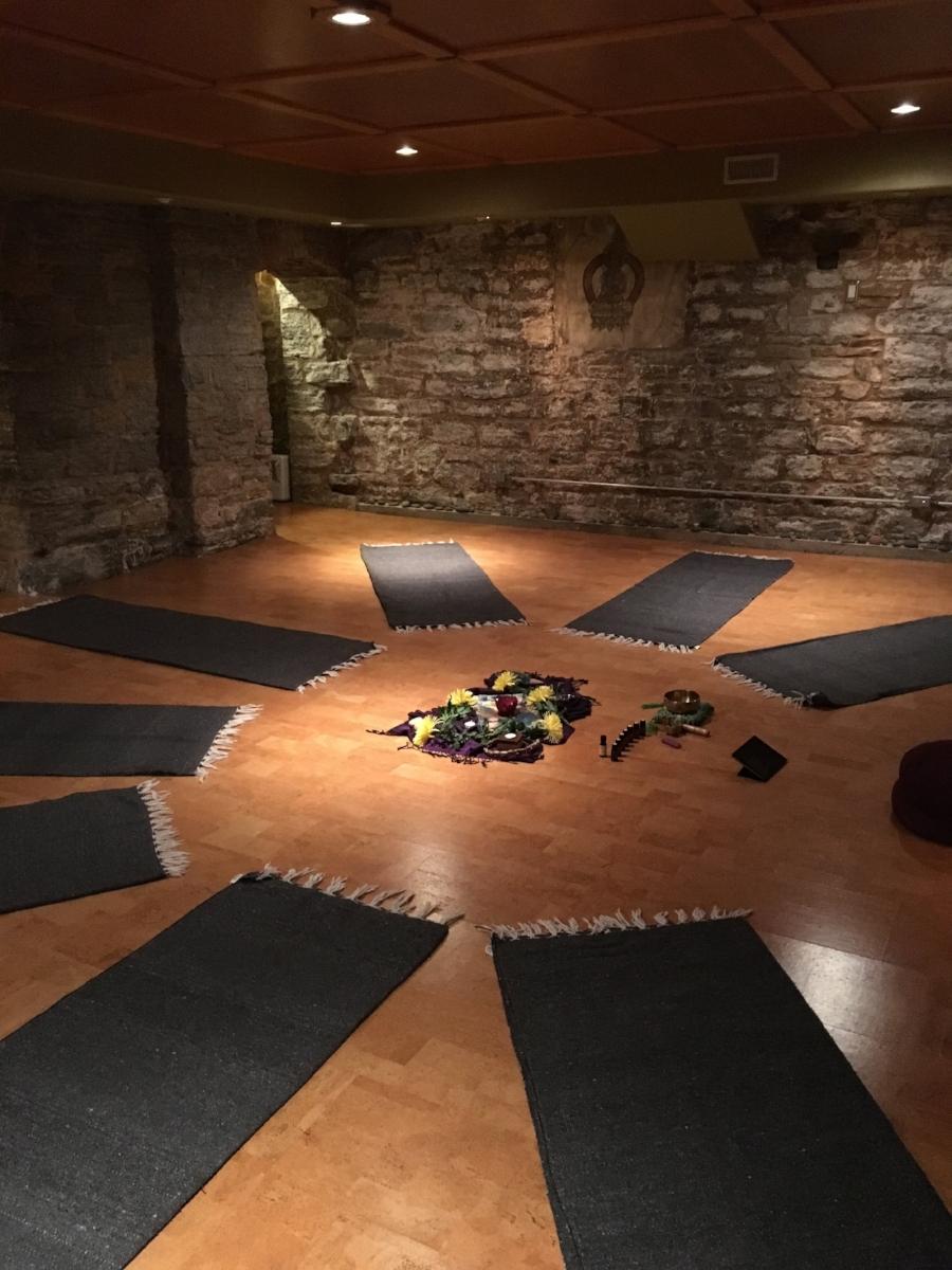Breathwork Circle at River Garden Yoga Center