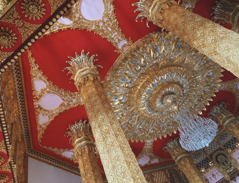 Wat Phra Maha Chedi Chai Mongkol – Roi Et – Northern Thailand