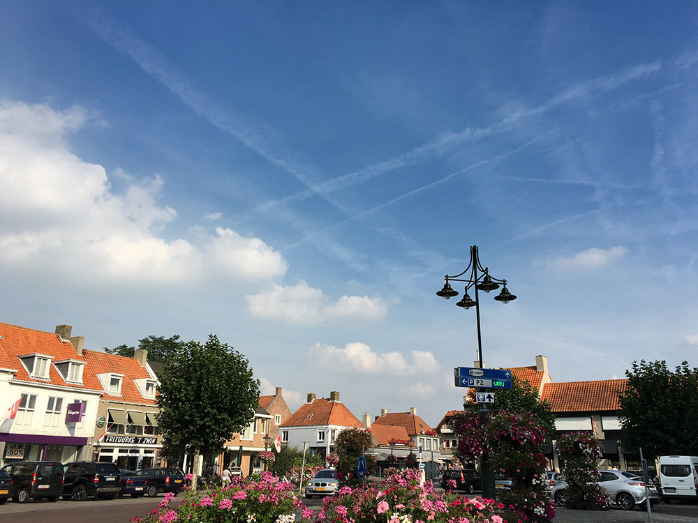 EUROPEAN UNION CHEMTRAIL GRID 9/21/2016   — Sluis, Netherlands