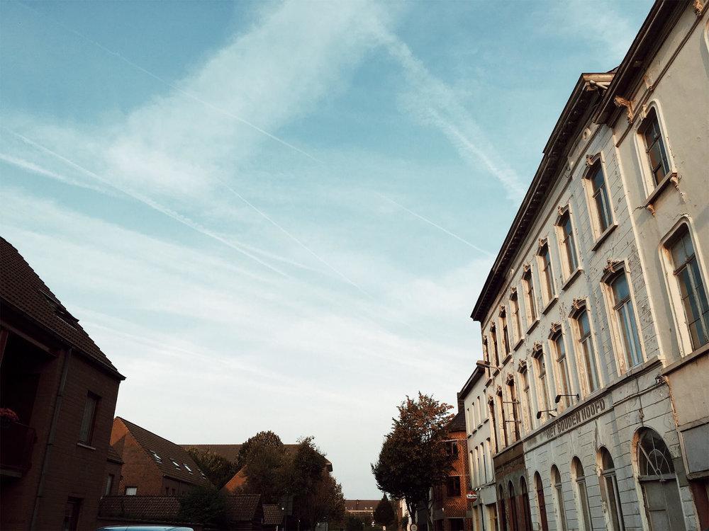 9/21/2016 —Ghent, East Flanders, Belgium