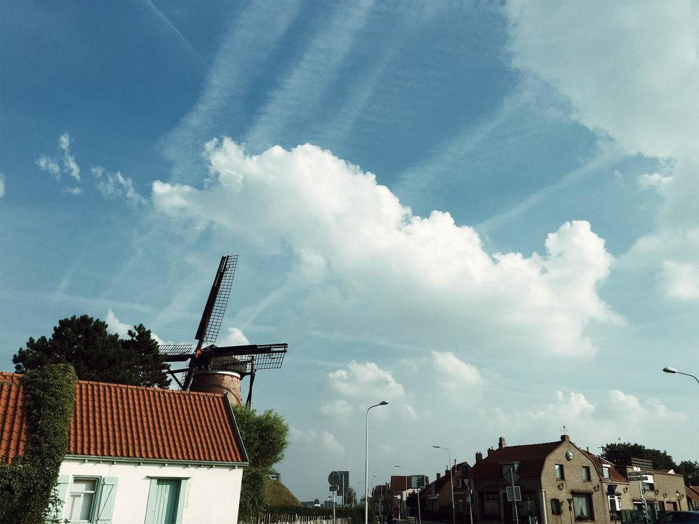 9/21/2016 — Cadzand, Zeeland, Netherlands