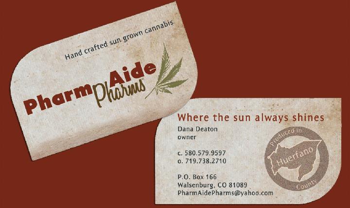 Colorado Business Card