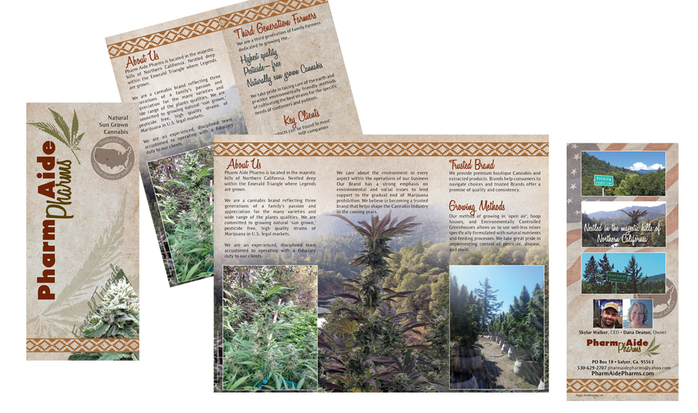 California Brochure.
