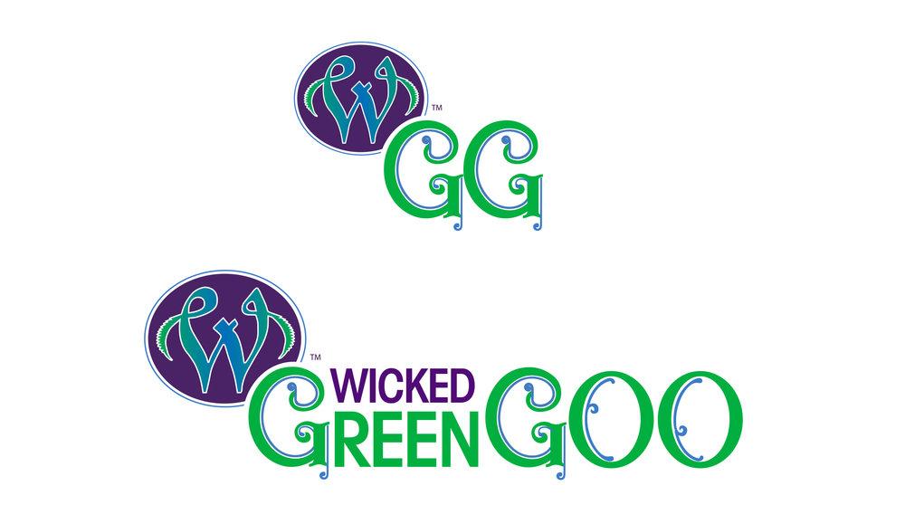 Green Goo logos