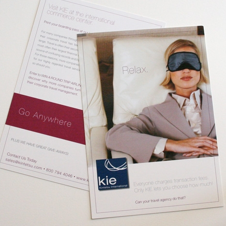 KIE – Promotional Flyer