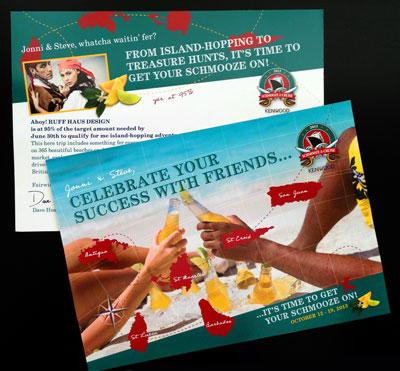 Kenwood Incentive Postcard