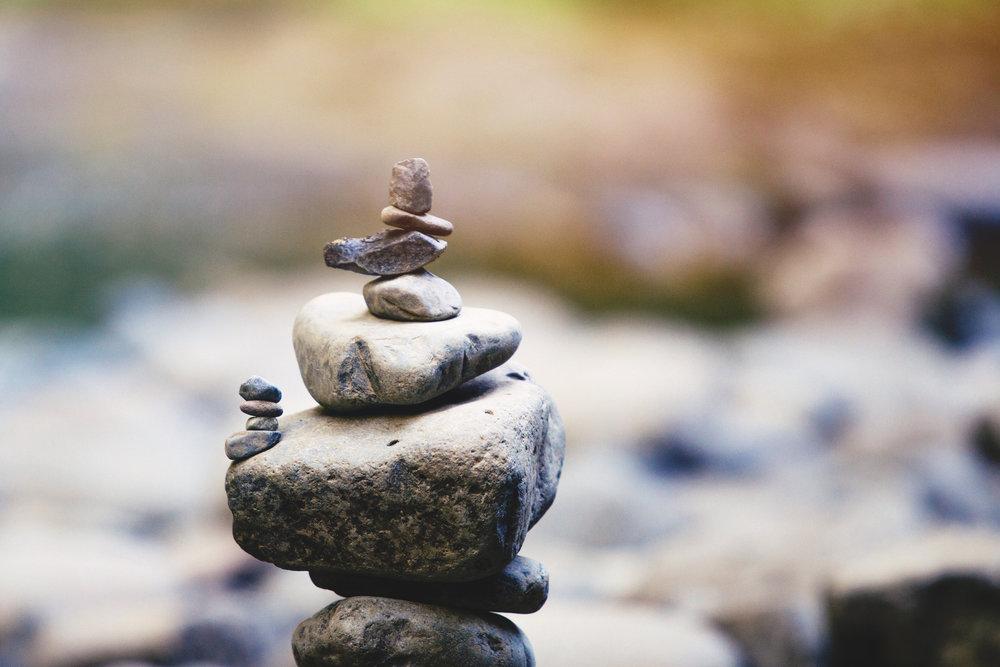 Balance - Necessity Vs. Budget