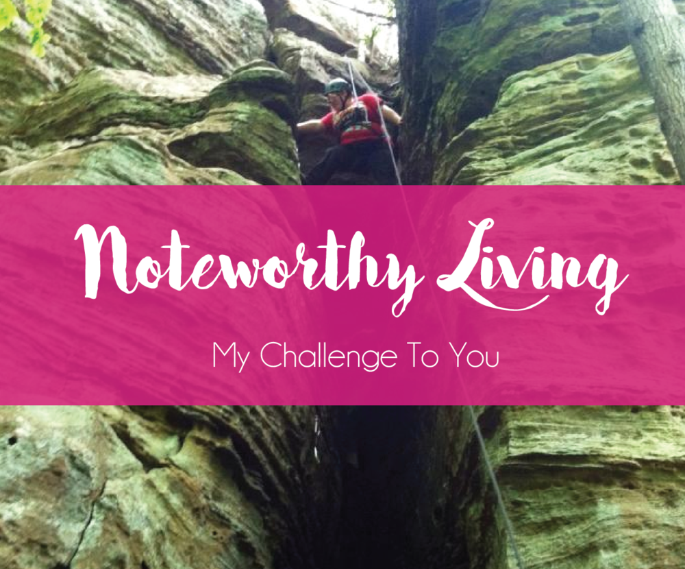 Say Yes To Jess | Noteworthy Living Challenge