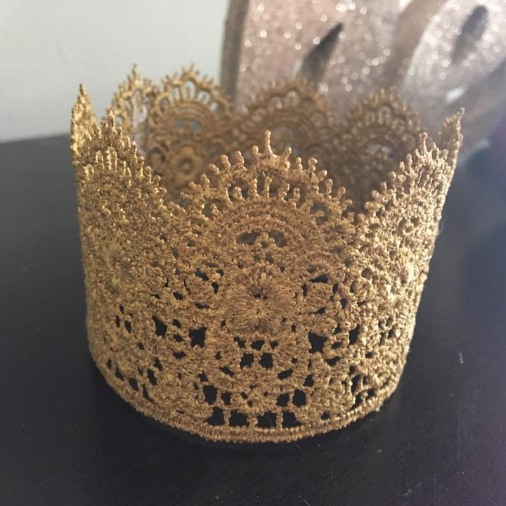 Lace Crown Say Yes To Jess