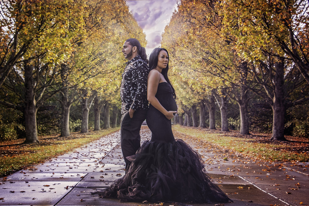 Amazing Maternity Styled Photoshoot portrait session in Cincinnati Ohio Ault Park by Say Yes To Jess
