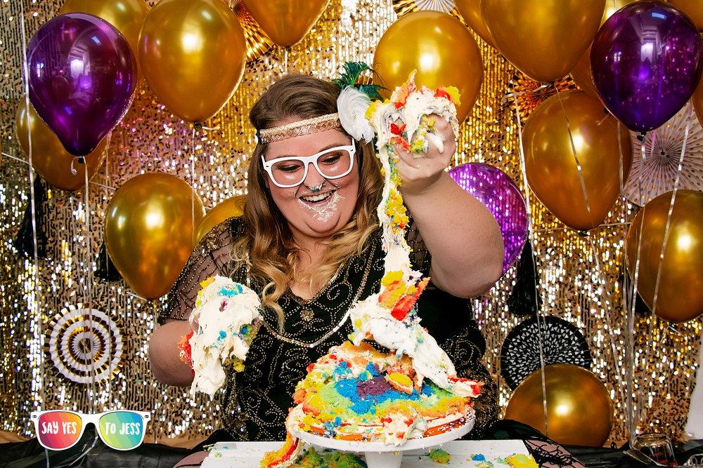 Cake smash Cincinnati Ohio Adult.jpg