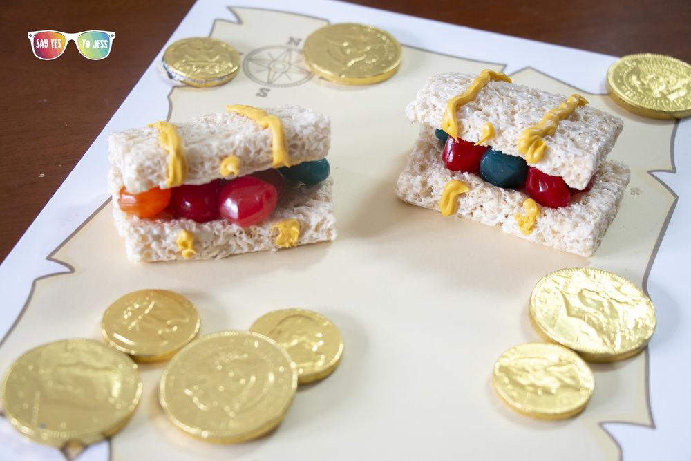 Rice Krispie treasure box.jpg