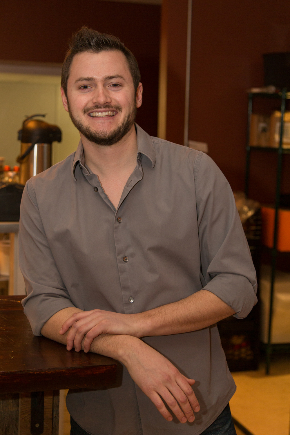 General Manager, Caleb Cole