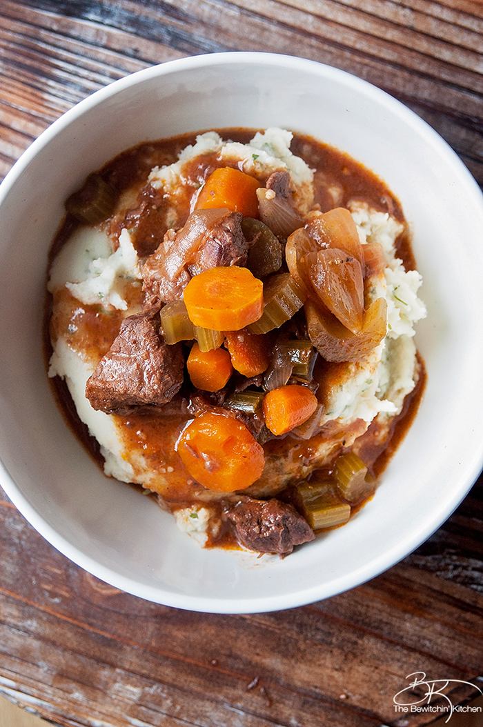 Slow Cooker Beef Stew with Merlot