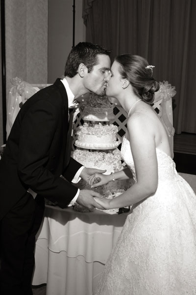 Our wedding, June 18, 2005
