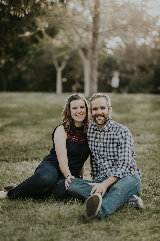 Joel & Jenn Collins, owners of 99 Hills.