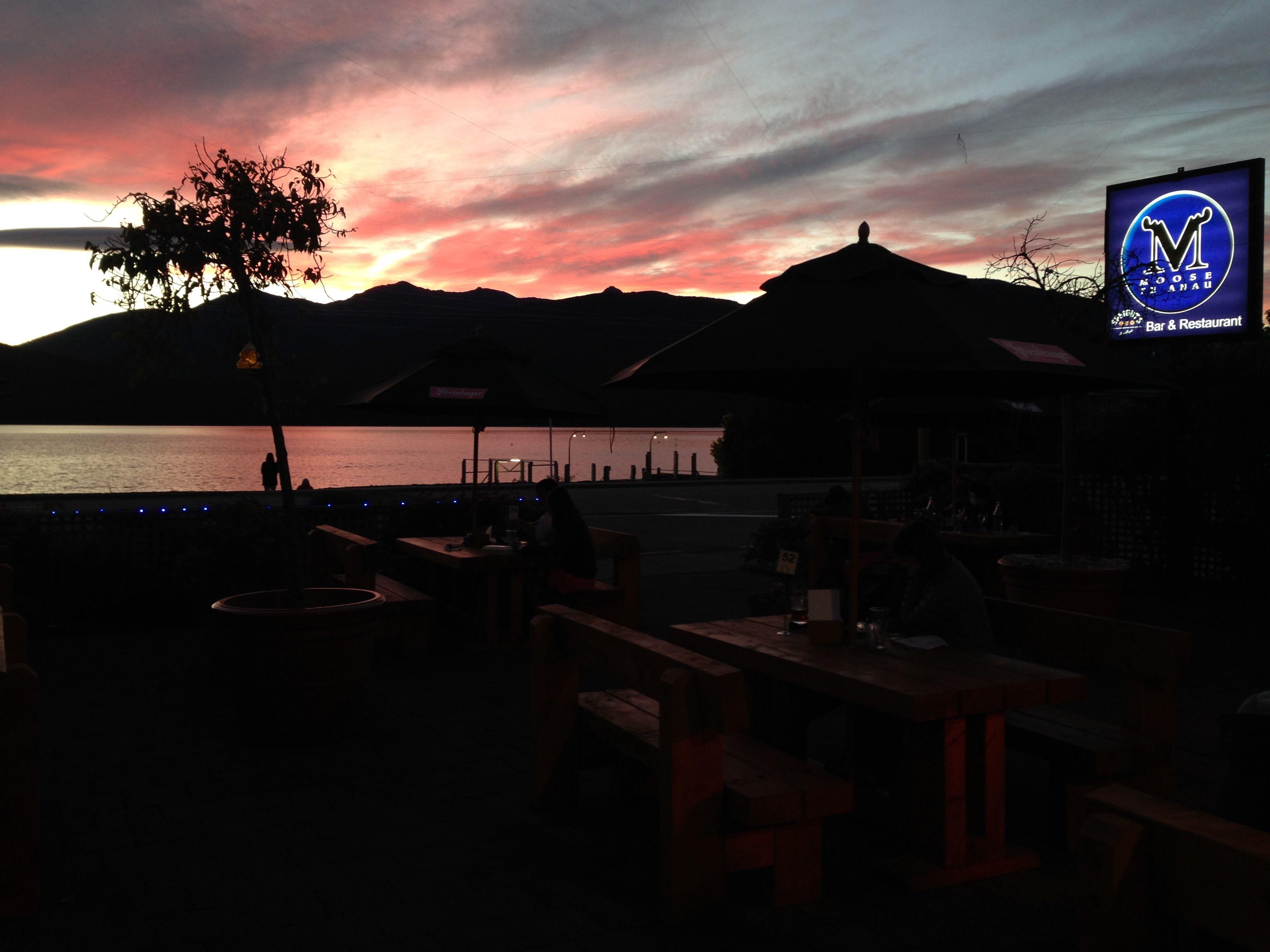 the moose bar u0026 restaurant te anau