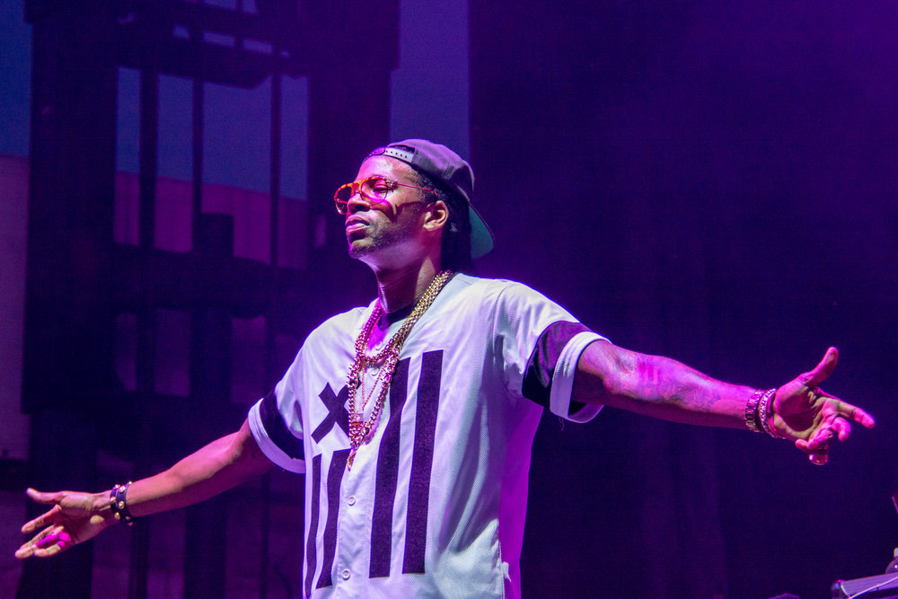 2 Chainz @ Chive Fest - Live Music